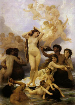 El nacimiento de Venus